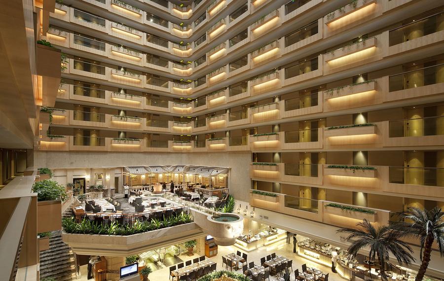 香港帝苑酒店(Royal Garden Hotel)