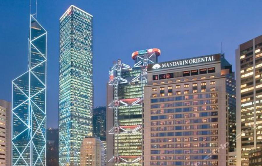香港文华东方酒店(Mandarin Oriental Hong Kong)