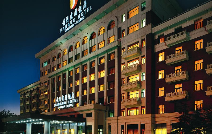 北京前门建国饭店(京剧文化主题饭店)