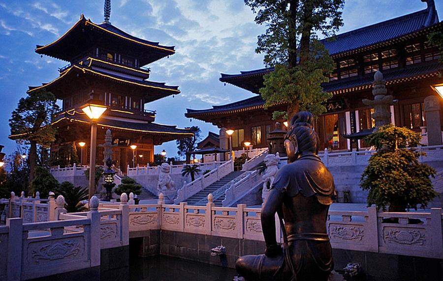 深圳东部华侨城菩提宾舍