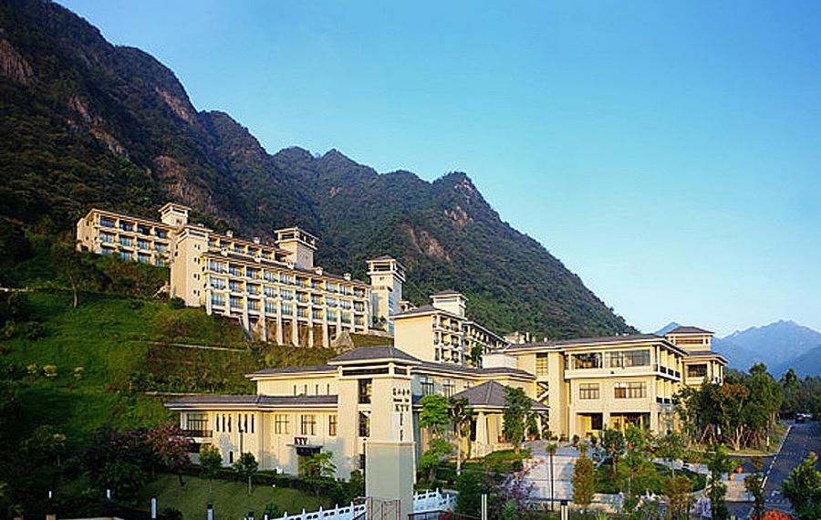 广州碧桂园金叶子温泉度假酒店