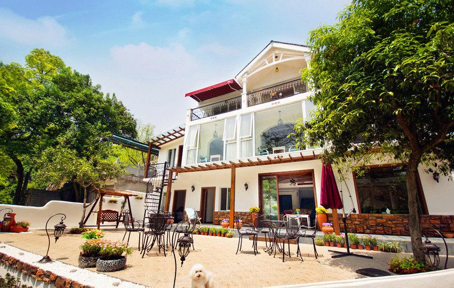 杭州悠山庭院度假别墅酒店