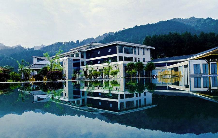 张家界盛美达维景国际度假酒店