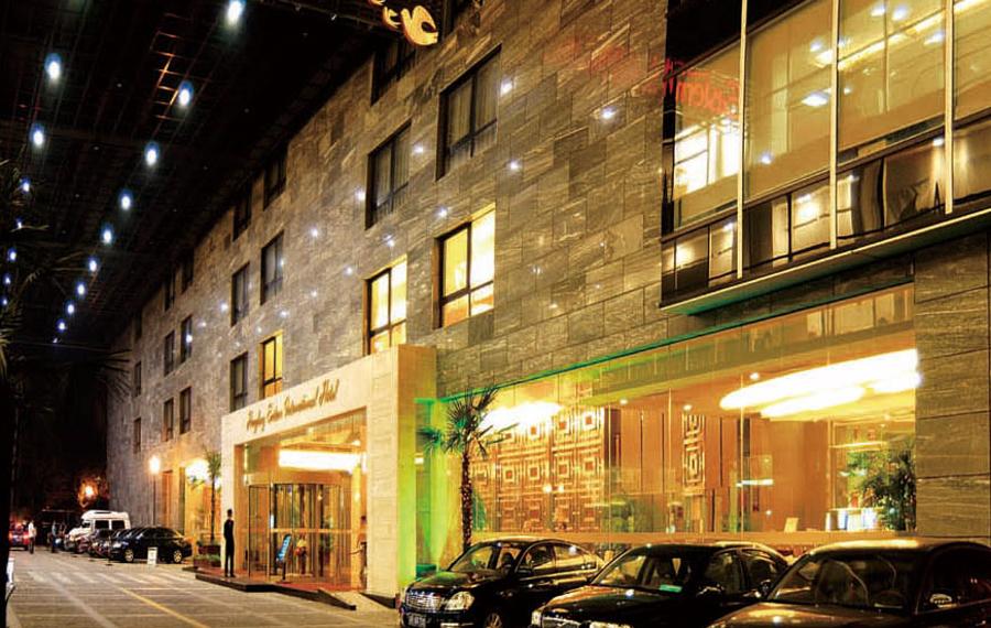 美豪酒店常熟店