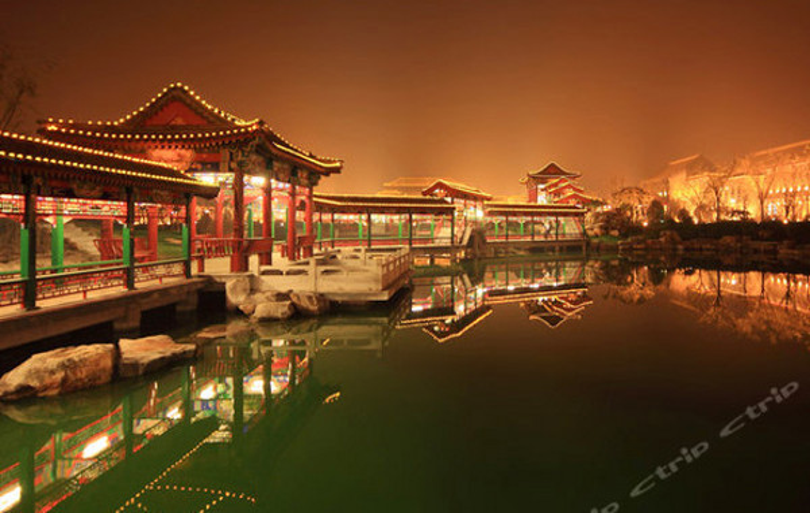 天津滨海一号酒店