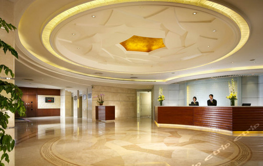 香港粤海酒店(Guangdong Hotel Hong Kong)