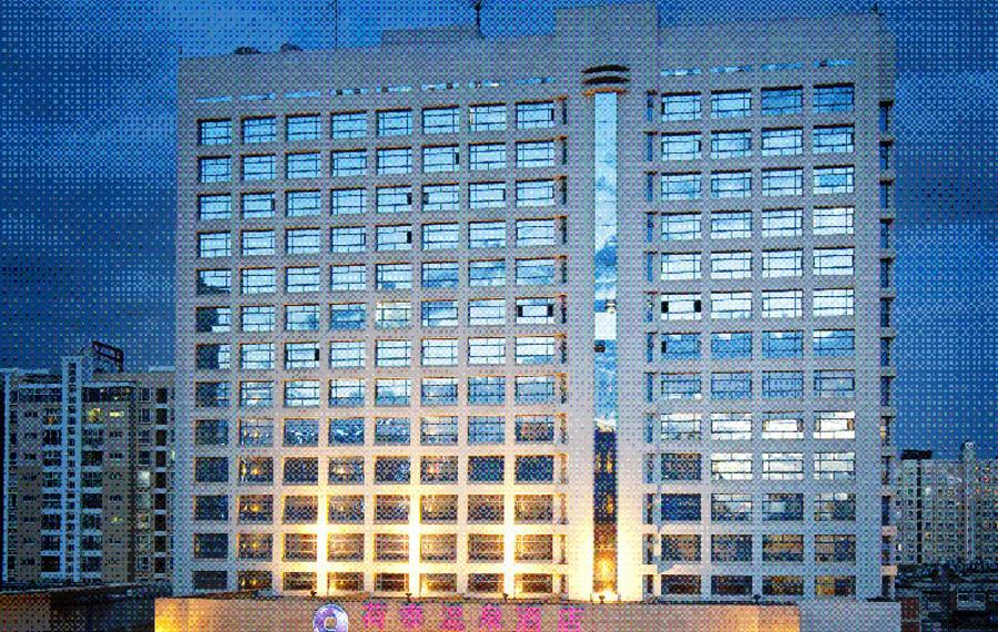昆明荷泰温泉酒店