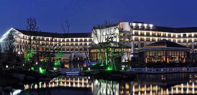 苏州独墅湖世尊酒店