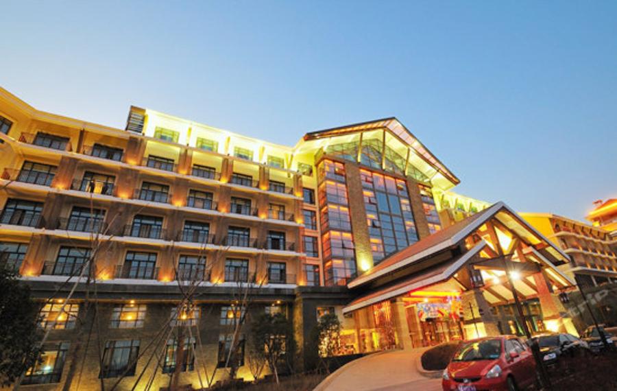 咸宁三江森林温泉度假酒店