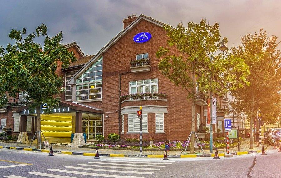 上海菲堤酒店