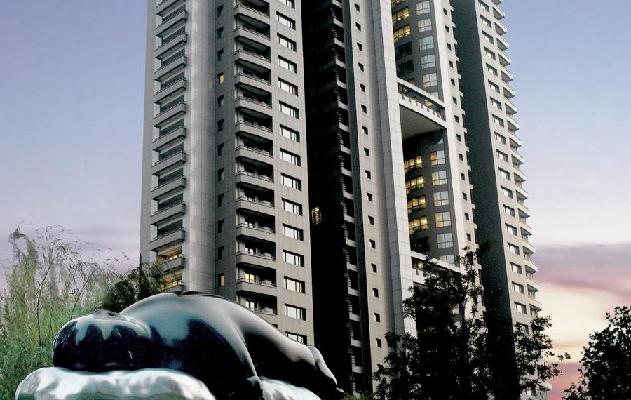 南京仁恒辉盛阁国际公寓