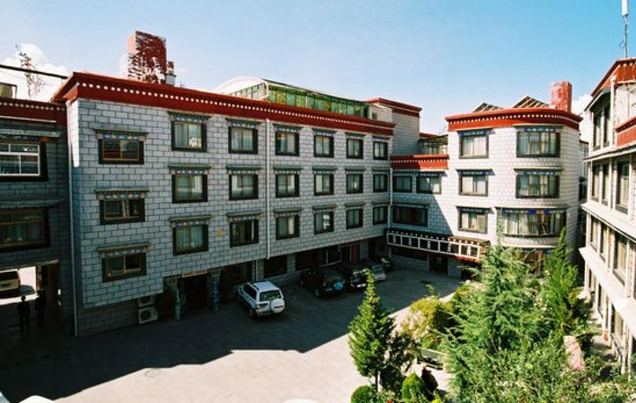 拉萨亚宾馆