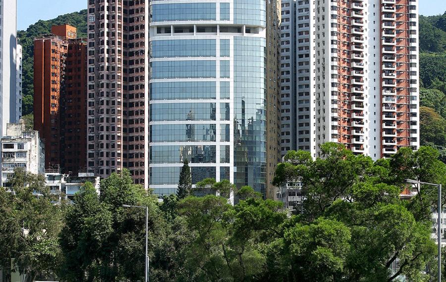 香港铜锣湾维景酒店 (Metropark Hotel Causeway Bay Hong Kong)