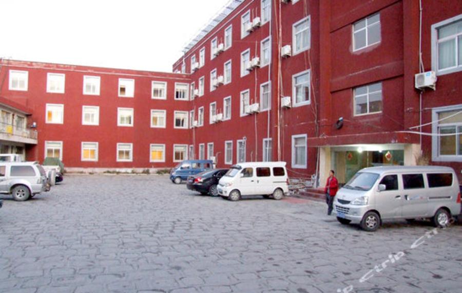 拉萨福海大酒店