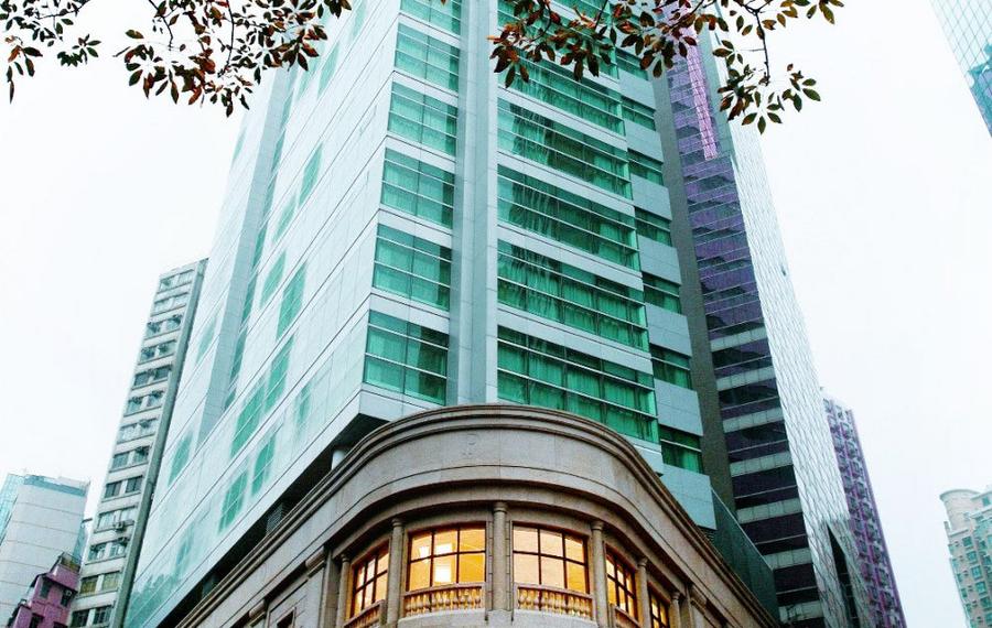 香港逸兰精品酒店(Lanson Place Hotel)