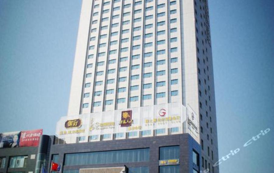 吉安圣欧顿洲际大酒店