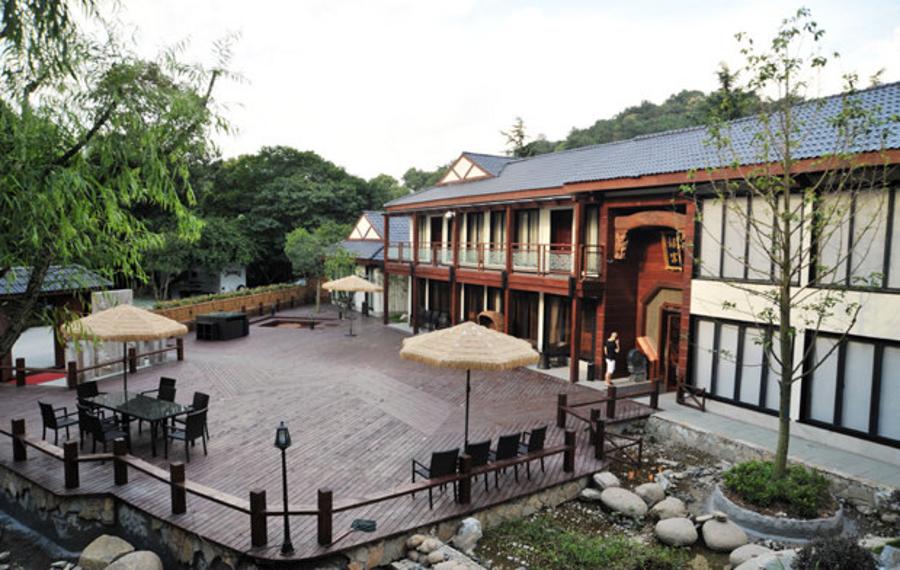 杭州桂客山庄