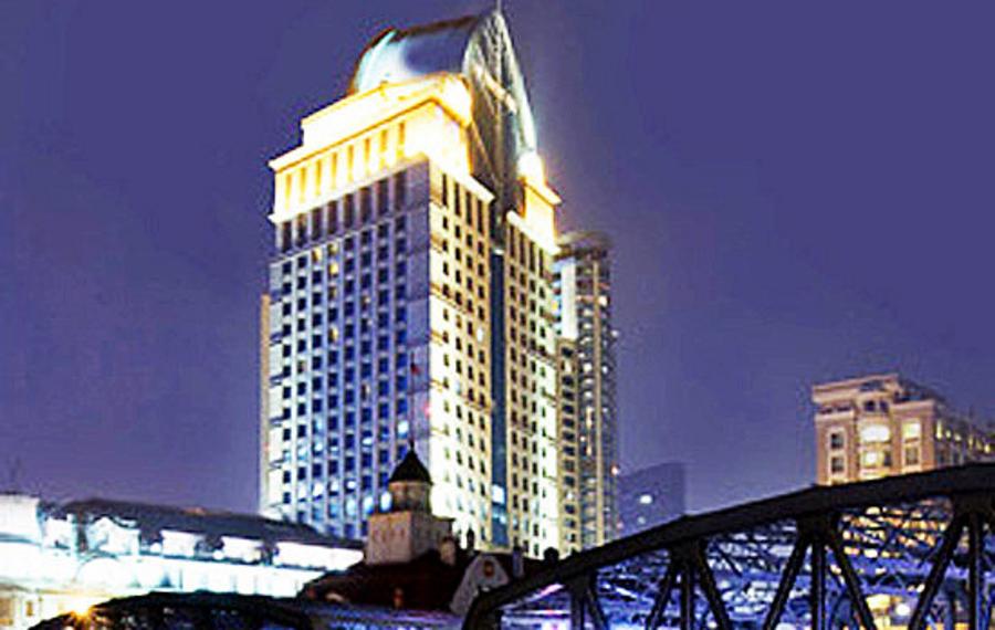 上海外滩中南海滨酒店(海湾大厦)