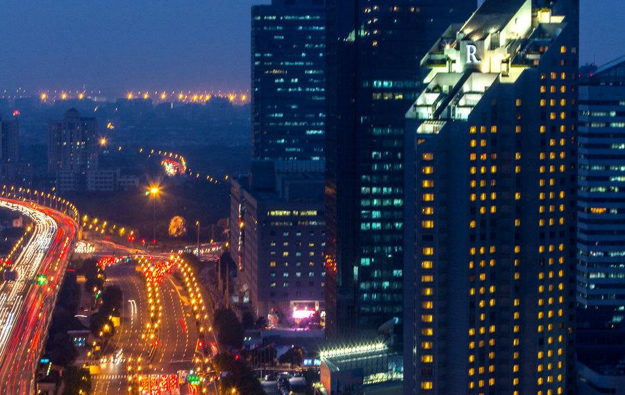 上海扬子江万丽大酒店