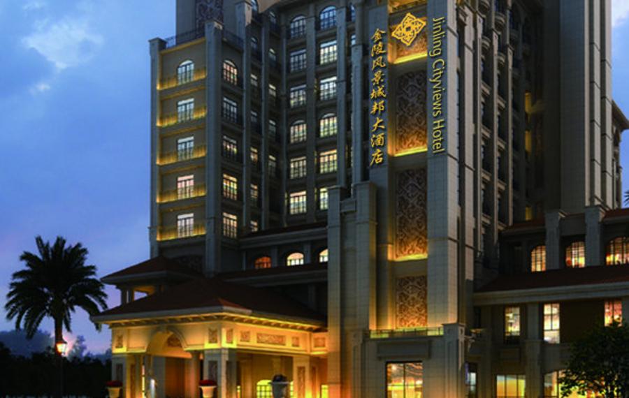 镇江金陵风景城邦大酒店