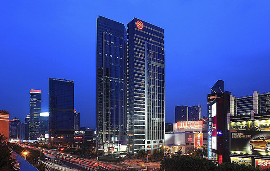 广州粤海喜来登酒店
