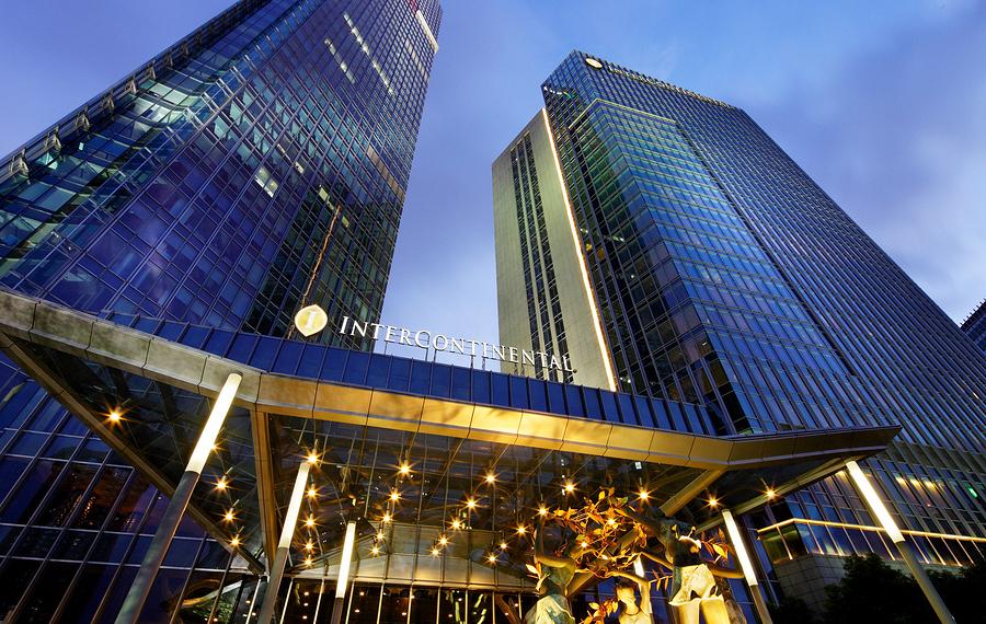 上海静安洲际酒店(原浦西洲际酒店)