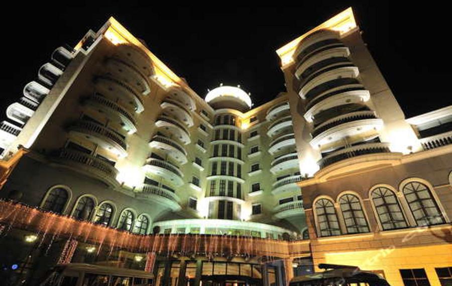 上海安亭别墅酒店