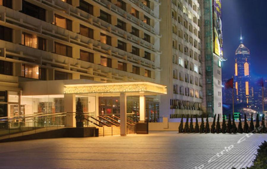 马哥孛罗香港酒店(Marco Polo Hong Kong Hotel)