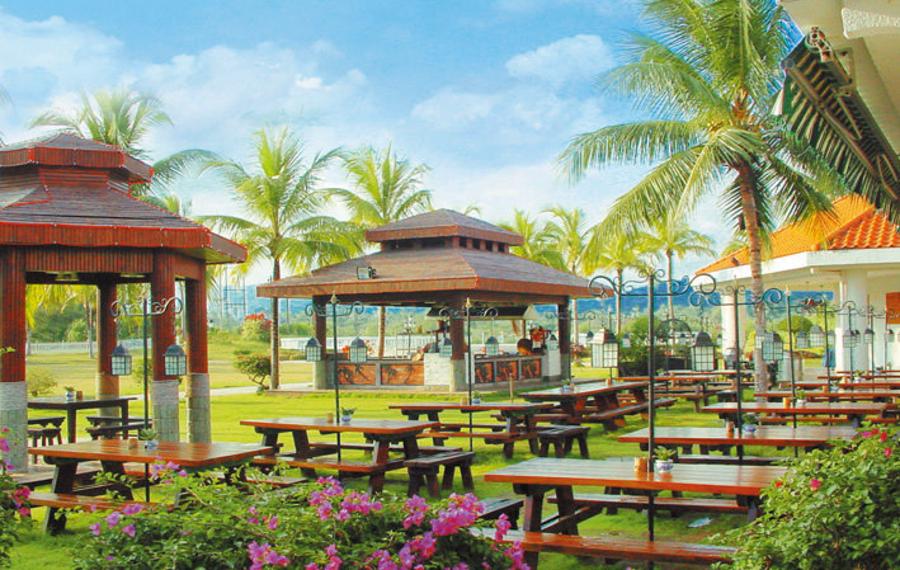 海南康乐园海航度假酒店