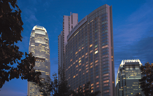香港四季酒店(Four Seasons Hotel Hong Kong)