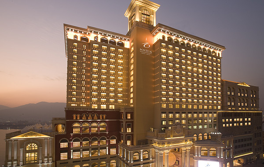 澳门十六浦索菲特大酒店(Sofitel Macau at Ponte 16)