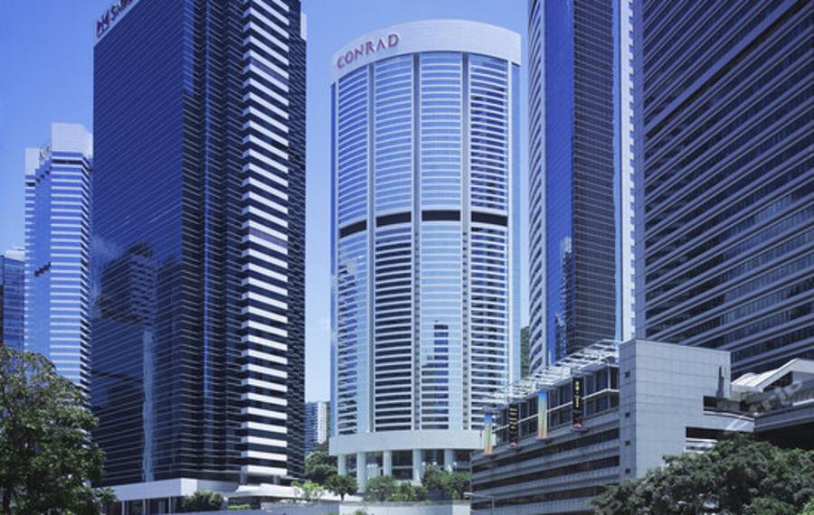 香港港丽酒店(Conrad Hong Kong)