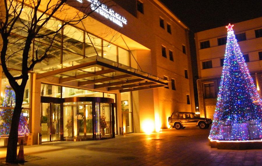 北京金龙建国温泉酒店