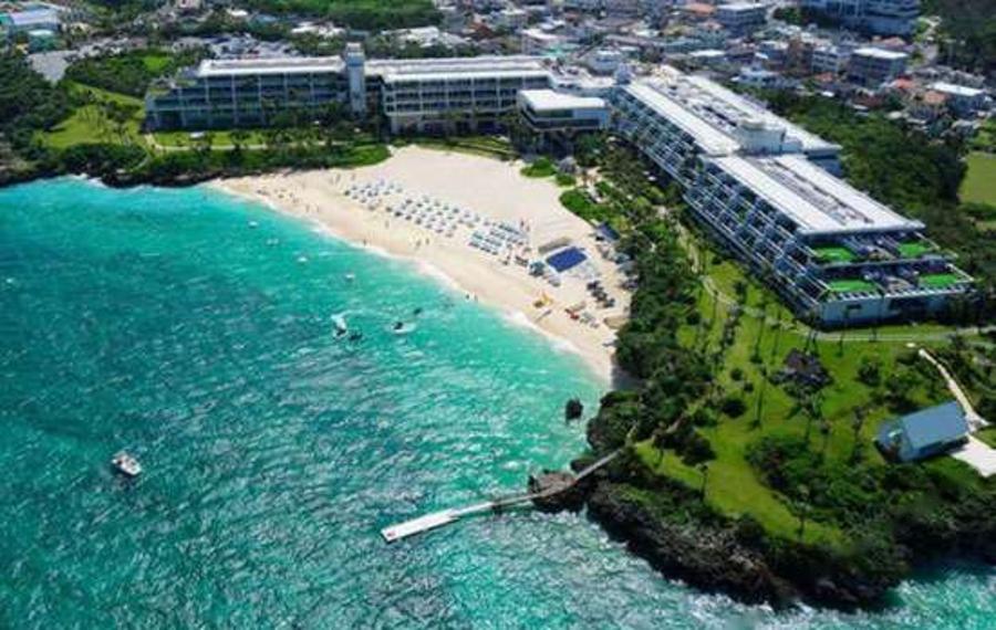 Hotel Moon Beach Okinawa (冲绳县月光海滩酒店)