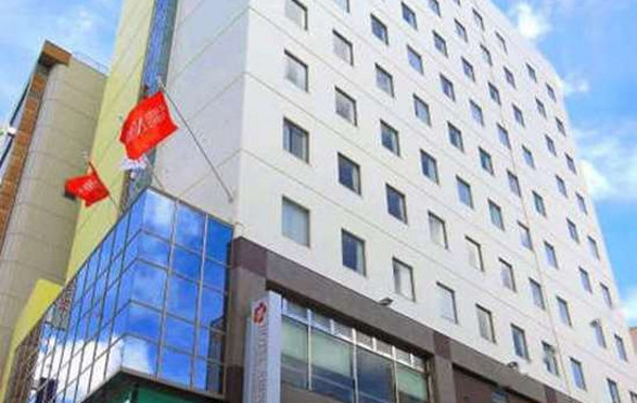 Hotel Abest Naha Kokusaidori Okinawa (亚之杰酒店冲绳那霸国际大道店)