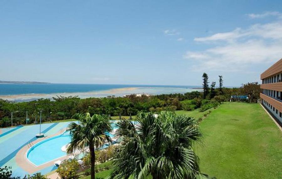 冲绳美丽海百夫长酒店Centurion Hotel Okinawa Churaumi