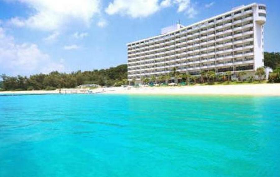 Kise Beach Palace Okinawa (冲绳喜瀬海滨度假酒店)