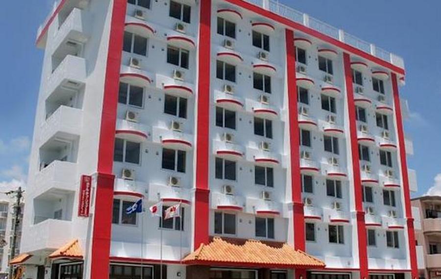 Hotel Tulip Ishigakijima(郁金香伊斯盖克吉玛酒店)                又名:Hotel Tulip Ishigakijima(鬱金香石垣岛酒店)