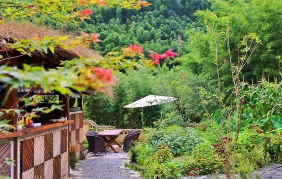 莫干山在双桥山居度假旅舍