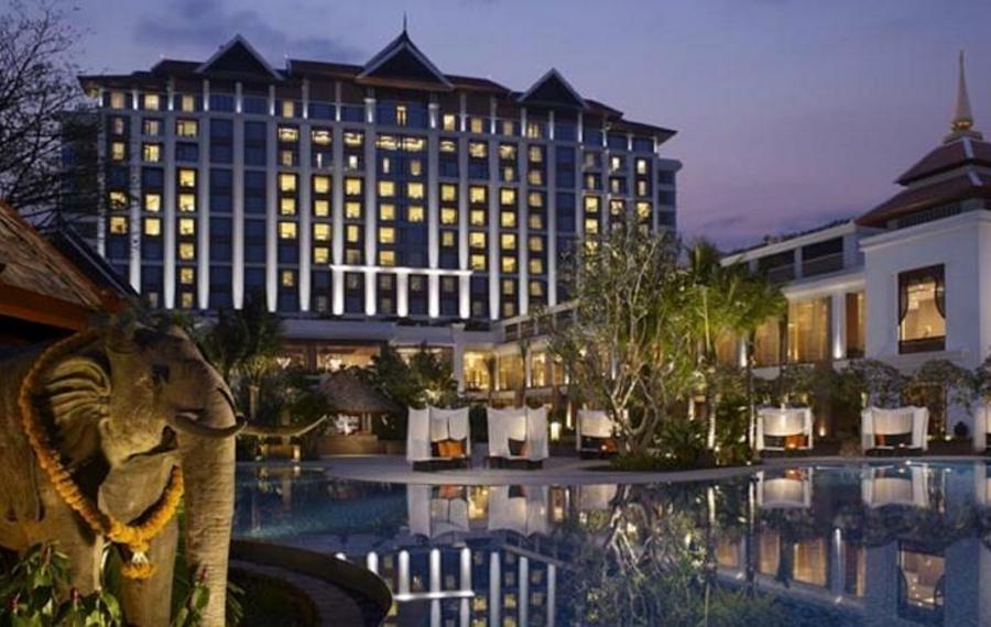 清迈香格里拉大酒店(Shangri-La Hotel Chiang Mai)