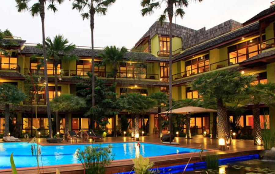 VC@斯万巴克精品酒店及服务式公寓