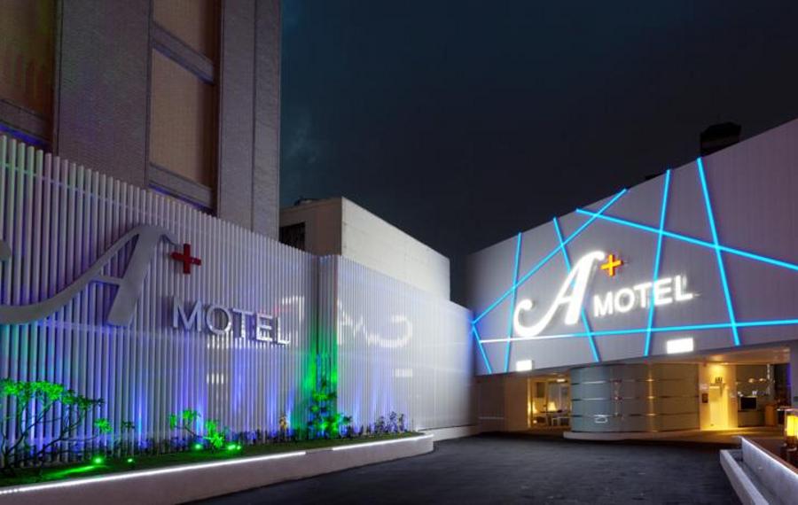 摩登汽车旅馆