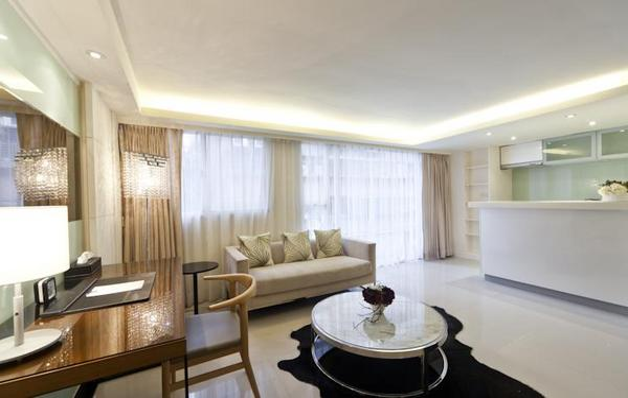 台北京站国际酒店式公寓二馆(iTaipei 2 Service Apartment)