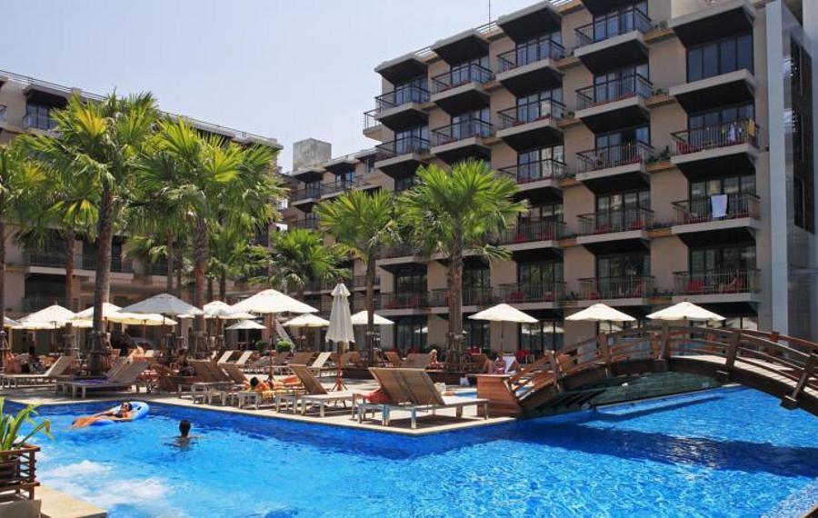 Baan Laimai Beach Resort(班拉迈海滩度假酒店)