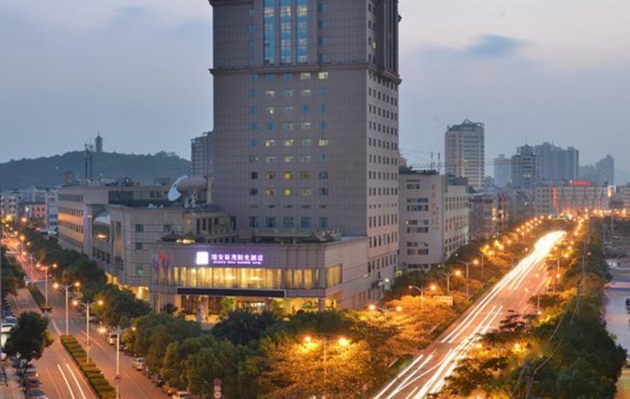 瑞安辰茂阳光酒店