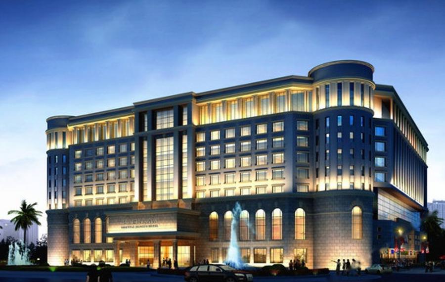 武汉东方建国大酒店