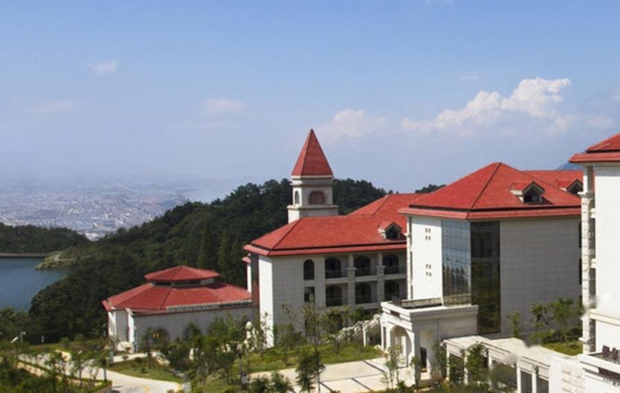 庐山华微国际度假酒店