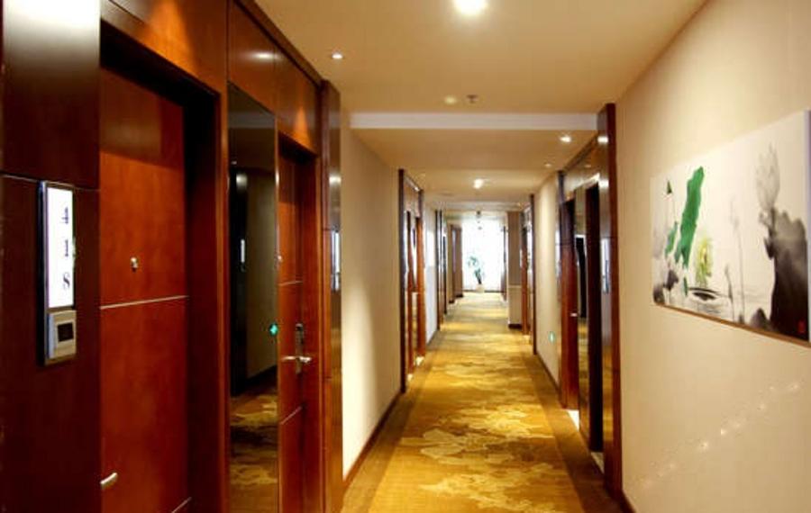麗枫酒店(武汉园博园长丰大道店)