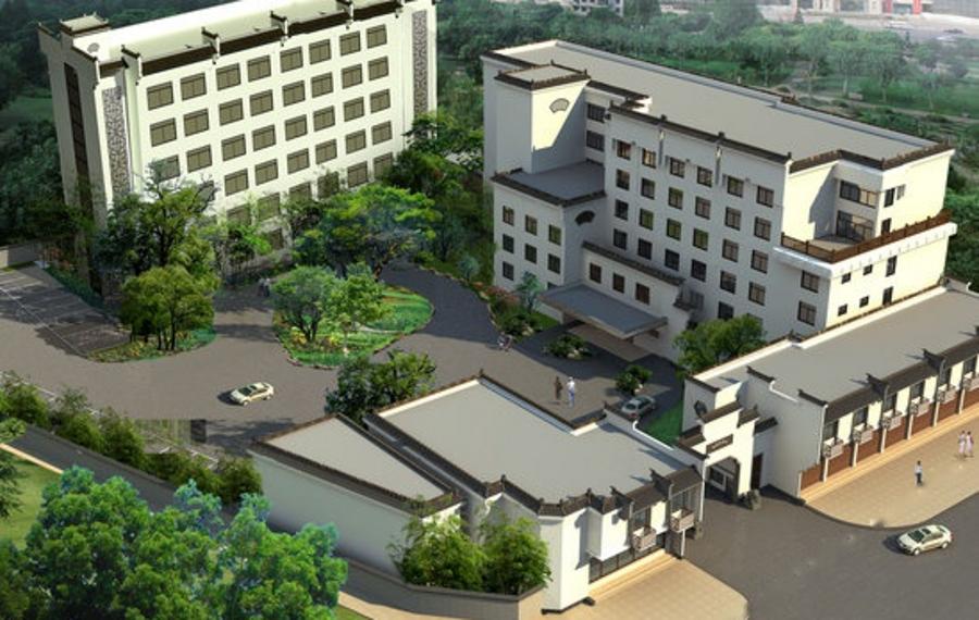 武夷山佰翔花园酒店