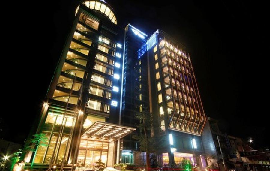 南投埔里友山尊爵酒店(Yoou Shan Grand Hotel)